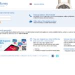 Umožní GEmoney internet banka přihlásit se i podnikatelům?